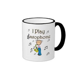I Play Saxophone T-shirts and Gifts Mug