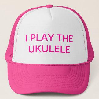 I Play the Ukulele Hat