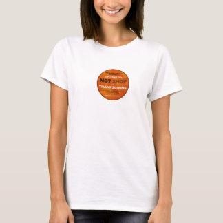 I Pledge to NOT SHOP on Thanksgiving tshirt