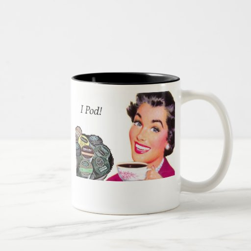 I Pod! Coffee Mugs