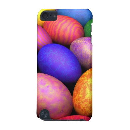 I pod touch case Easter eggs iPod Touch (5th Generation) Cases