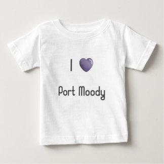 I 💜 Port Moody Baby T-Shirt