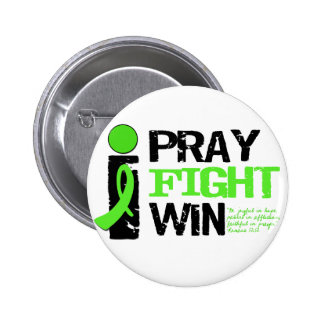 i Pray.Fight.Win. 6 Cm Round Badge