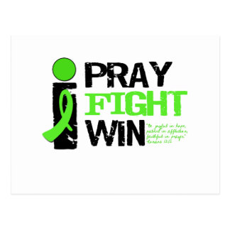 i Pray.Fight.Win. Postcard