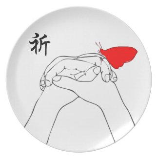 I Pray Plate