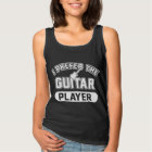 I Prefer The Guitar Player Tank Top