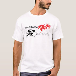 I prefer Toddy the Tédio T-Shirt