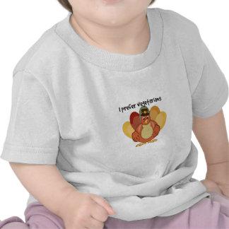 I Prefer Vegetarians T-shirt