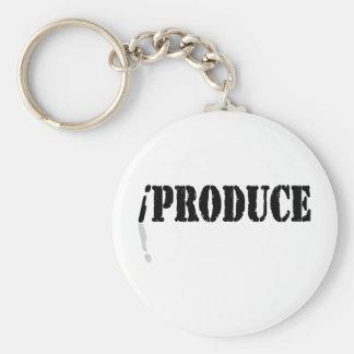 I Produce Keychains