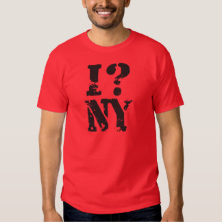 I Question New York Tee Shirt