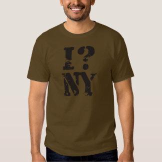 I Question New York Tshirts