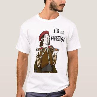 I r an artist lolz T-Shirt