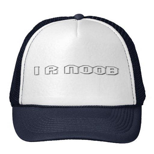 """I """"R"""" Noob Hat"""