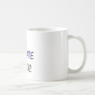 I Radiate Music Mug