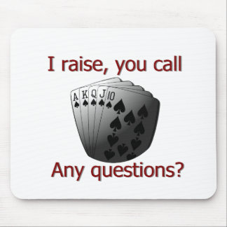 I raise you call mousepad