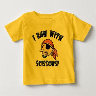 I Ran With Scissors Tee Shirt