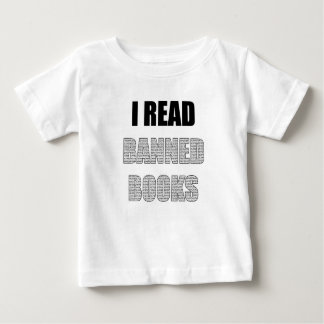 I Read Banned Books - Kids Edition Baby T-Shirt