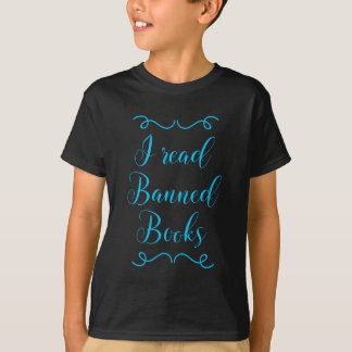 i read banned books T-Shirt
