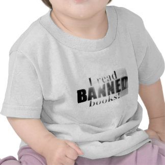 I read banned books t-shirts