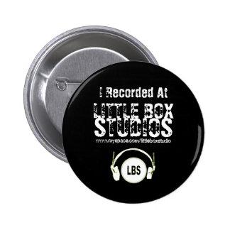 I Recorded at Pin (Black)