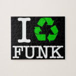 I Recycle Funk Puzzle
