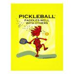 I Relish Pickleball Shirts & Gifts 21.5 Cm X 28 Cm Flyer