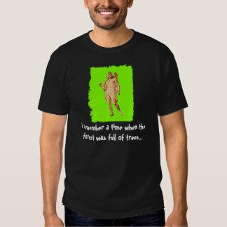 I Remember A Time... T-shirts