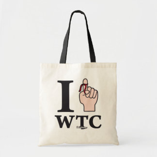 I REMEMBER WTC CANVAS BAGS