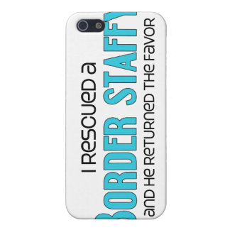 I Rescued a Border Staffy Male Dog Adoption Case For iPhone 5
