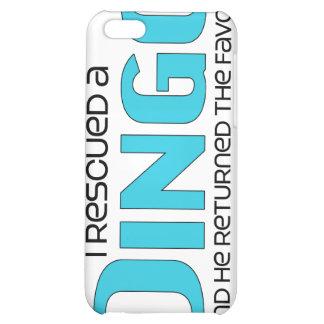 I Rescued a Dingo (Male Dog) iPhone 5C Case