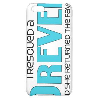 I Rescued a Drever (Female Dog) iPhone 5C Cases