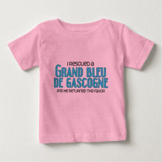 I Rescued a Grand Bleu de Gascogne (Male Dog) Tee Shirts