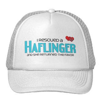 I Rescued a Haflinger (Female Horse) Hats