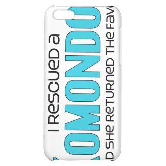 I Rescued a Komondor (Female Dog) iPhone 5C Case