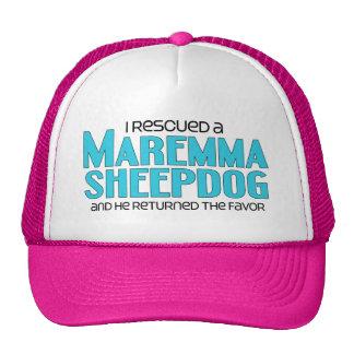 I Rescued a Maremma Sheepdog (Male Dog) Trucker Hat