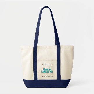 I Rescued a Mexican Hairless Dog (Female Dog) Impulse Tote Bag