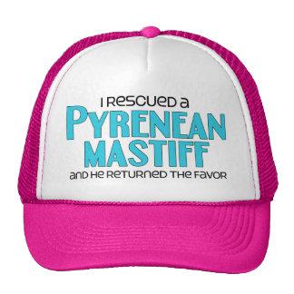 I Rescued a Pyrenean Mastiff (Male Dog) Hat