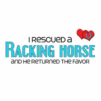 I Rescued a Racking Horse (Male Horse) Cut Out