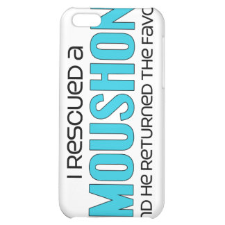 I Rescued a Smoushond (Male Dog) iPhone 5C Covers
