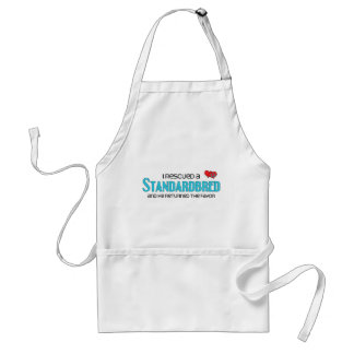 I Rescued a Standardbred (Male Horse) Adult Apron