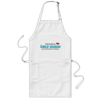 I Rescued an Anglo-Arabian (Male Horse) Long Apron