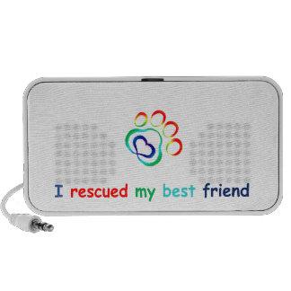 I Rescued my Best Friend Dog Speaker
