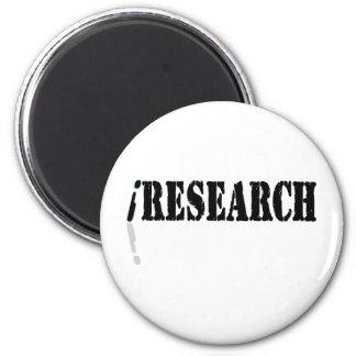 I Research Fridge Magnets