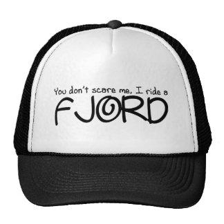 I Ride a Fjord Cap