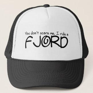 I Ride a Fjord Trucker Hat