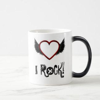 """I Rock!"" Customizable Mug"