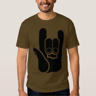 I rock t-shirts