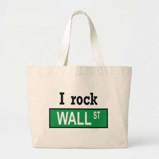 I rock Wall Street - Bag