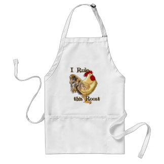 I Rule this Roost Standard Apron