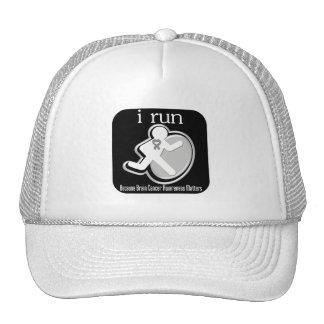 i Run Because Brain Cancer Matters Cap